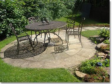 Patios and Paving Garden design companies Gloucester